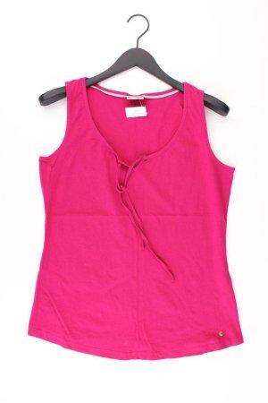 Street One Canotta a bretelle rosa chiaro-rosa-rosa-fucsia neon Cotone