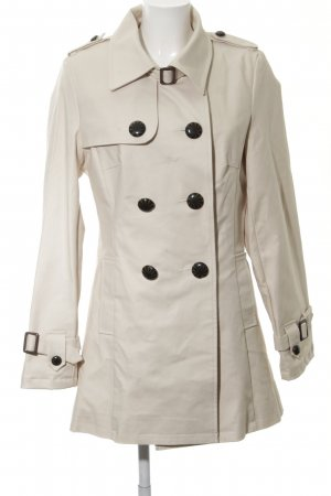 Street One Trenchcoat wollweiß Business-Look