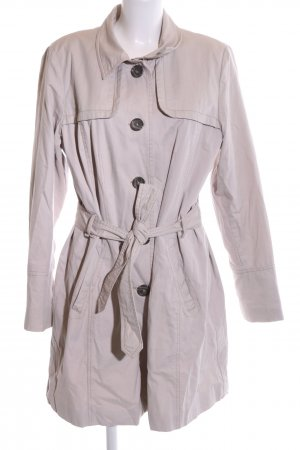 Street One Trenchcoat wollweiß Casual-Look
