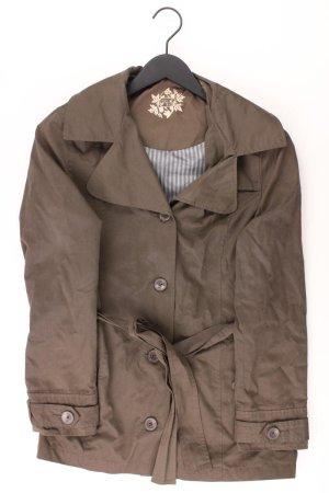 Street One Trenchcoat Größe 38 braun aus Polyester
