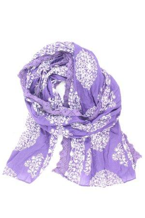 Street One Chal veraniego lila-malva-púrpura-violeta oscuro Algodón
