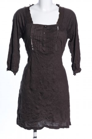 Street One Tunic Dress brown casual look
