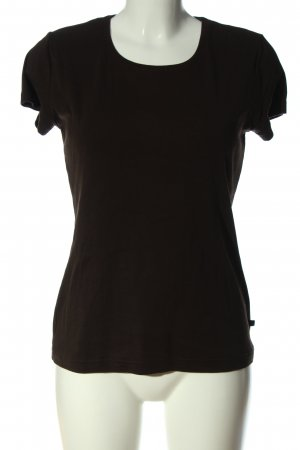 Street One U-Boot-Shirt braun Casual-Look