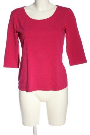 Street One U-Boot-Shirt pink Casual-Look