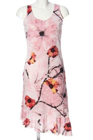 Street One Asymetryczna sukienka różowy-jasny pomarańczowy W stylu casual