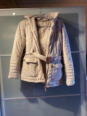Street One Płaszcz puchowy jasnobeżowy-w kolorze różowego złota