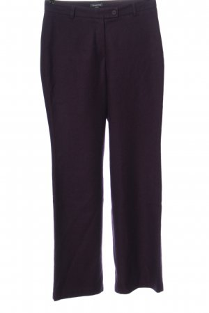 Street One Woolen Trousers brown business style