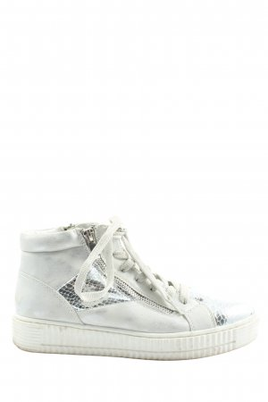 Street Shoes High Top Sneaker