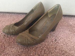 Street Shoes Keilpumps braun Gr. 39