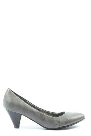 Street Super Shoes High Heels hellgrau Casual-Look