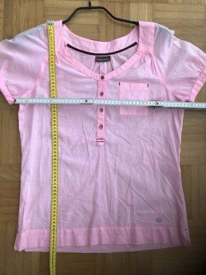 StreetOne, Bluse, rosa, Gr. S/M