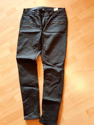 Street One Drainpipe Trousers black