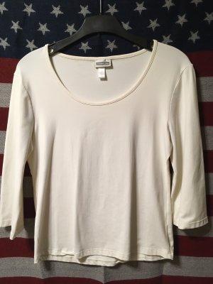 Street One T-shirt blanc cassé