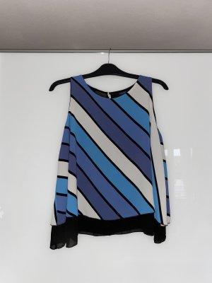 Made in Italy Camiseta sin mangas multicolor