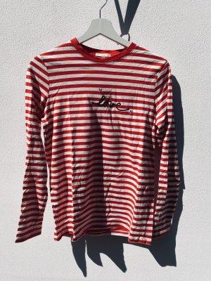 """Streifen Shirt """"LOVE"""""""