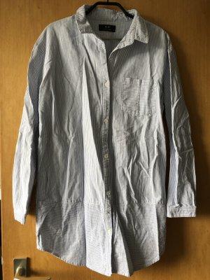 Streifenbluse/ Hemd