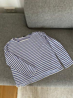 Samsøe & samsøe Stripe Shirt white-blue