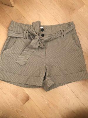Orsay High waist short grijs-bruin-room