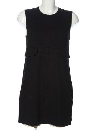 Strenesse A-Linien Kleid schwarz Business-Look