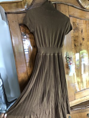 Strenesse A-lijn jurk bruin