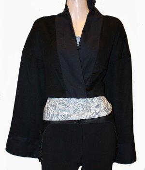 Strenesse Gabriele Strehle Short Blazer black cashmere