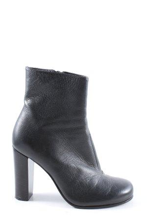 Strenesse Absatz Stiefel schwarz Casual-Look