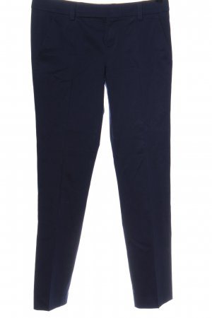 Strenesse Anzughose blau Business-Look