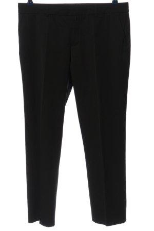 Strenesse Pantalón de vestir negro estilo «business»