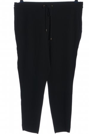 Strenesse Baggy Pants schwarz Casual-Look