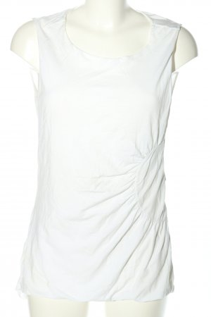 Strenesse Basic Top white casual look