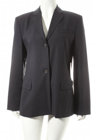 Strenesse Blazer dunkelblau Business-Look