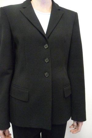 Strenesse Blazer Wolle schwarz