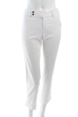 Strenesse Blue Pantalone a 7/8 bianco