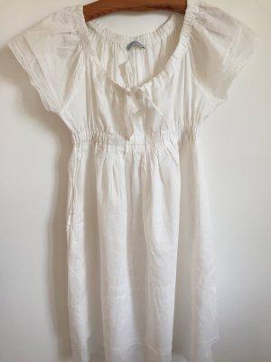 Blue Strenesse Babydoll Dress cream
