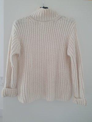 Strenesse Blue Maglione di lana beige chiaro