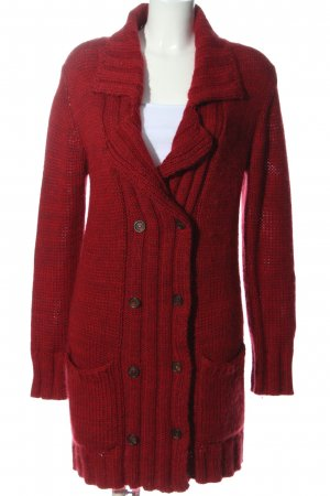 Strenesse Blue Cardigan rot Casual-Look