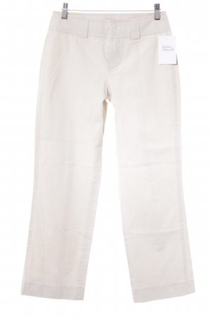 Strenesse Blue Chinohose hellbeige Casual-Look