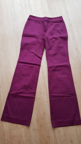 Strenesse Blue Pantalone jersey bordeaux Cotone