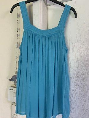 Strenesse Blue Sleeveless Blouse turquoise