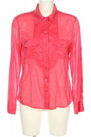 Strenesse Blue Hemd-Bluse pink Casual-Look
