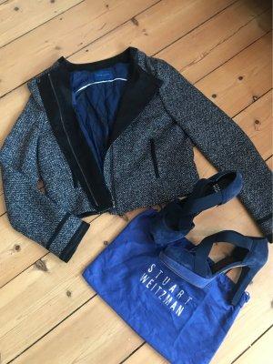 Strenesse Blue Jacke & Stuart Weitzman High Heels