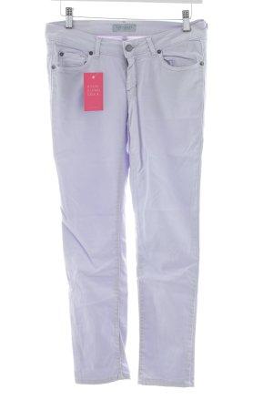 Strenesse Blue Jeans Skinny Jeans blasslila Casual-Look