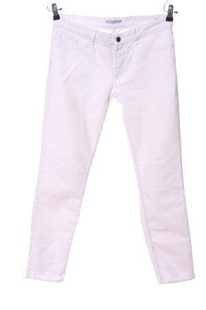 Strenesse Blue Pantalone a vita bassa bianco