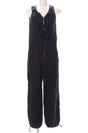 Strenesse Blue Jumpsuit schwarz Casual-Look