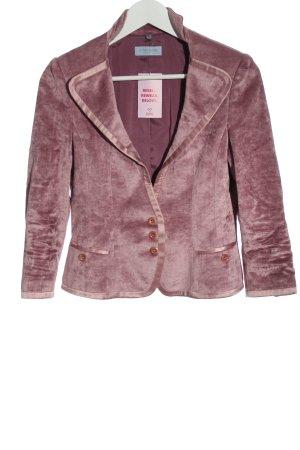 Strenesse Blue Kurz-Blazer pink Casual-Look