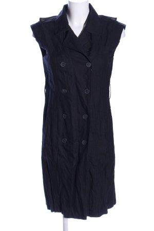 Strenesse Blue Kurzarmkleid schwarz Casual-Look