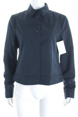 Strenesse Blue Kurzjacke schwarz schlichter Stil