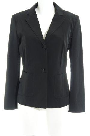 Strenesse Blue Long-Blazer schwarz Business-Look