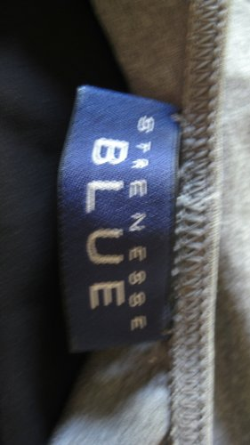 Strenesse Blue Maillot de bain noir-gris clair polyester