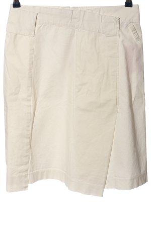 Strenesse Blue Miniskirt cream casual look